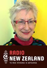 Annette Milligan on Radio NZ